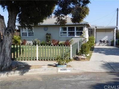 14300 S Ainsworth Street, Gardena, CA 90247 - MLS#: OC20005689