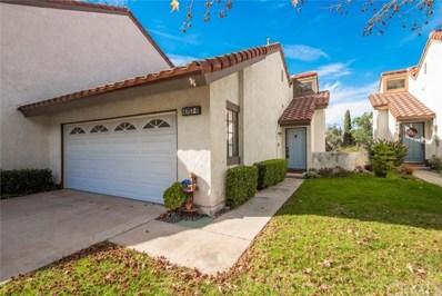4707 E Via La Paloma UNIT 6, Orange, CA 92869 - MLS#: OC20006597