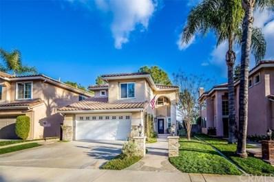 16 Via Boyero, Rancho Santa Margarita, CA 92688 - MLS#: OC20008147