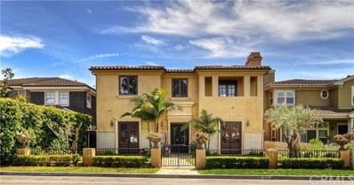 526 Riverside Avenue, Newport Beach, CA 92663 - MLS#: OC20010597