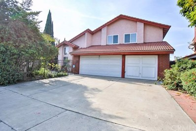 16235 Mt Gustin, Fountain Valley, CA 92708 - MLS#: OC20010824