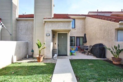 5375 Huntley Street UNIT 72, Simi Valley, CA 93063 - MLS#: OC20013451