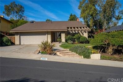 29411 Thackery Drive, Laguna Niguel, CA 92677 - MLS#: OC20015018
