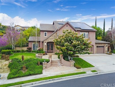 3261 Carriage House Drive, Chino Hills, CA 91709 - MLS#: OC20017186