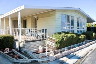 2230 Lake Par UNIT 165, San Jacinto, CA 92583 - MLS#: OC20017357