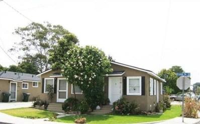 1550 Orange Avenue, Costa Mesa, CA 92627 - MLS#: OC20017691