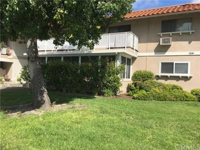 2046 Via Mariposa E UNIT A, Laguna Woods, CA 92637 - MLS#: OC20019109