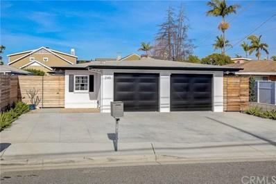 2145 Orange Avenue, Costa Mesa, CA 92627 - MLS#: OC20019541