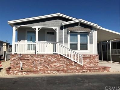 525 N Gilbert Street UNIT 71, Anaheim, CA 92801 - MLS#: OC20020791