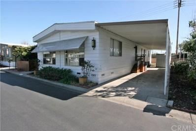 24921 Muirlands Boulevard UNIT 209, Lake Forest, CA 92630 - MLS#: OC20020801