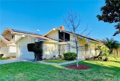 1721 Brookshire Avenue, Tustin, CA 92780 - MLS#: OC20023053