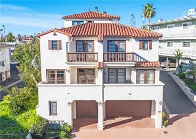 416 Avenida Santa Barbara UNIT B, San Clemente, CA 92672 - MLS#: OC20023709