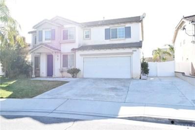 15747 Belleza Cir, Moreno Valley, CA 92555 - MLS#: OC20025450