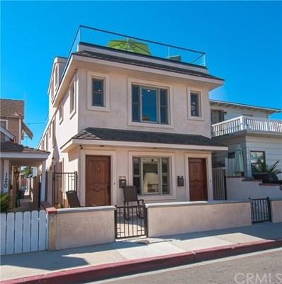 116 39th Street, Newport Beach, CA 92663 - MLS#: OC20025709