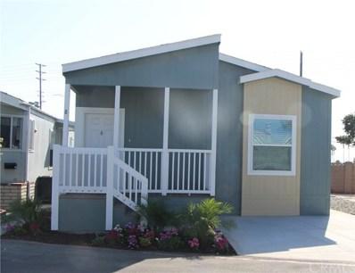 1801 E Collins Avenue UNIT 8, Orange, CA 92867 - MLS#: OC20027054