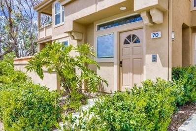 70 Cartier Aisle, Irvine, CA 92620 - MLS#: OC20027186