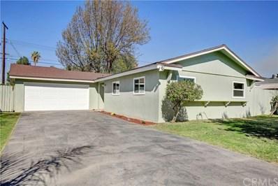 8785 San Vicente Avenue, Riverside, CA 92503 - MLS#: OC20027458