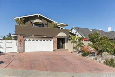8121 Dartmoor Drive, Huntington Beach, CA 92646 - MLS#: OC20029002