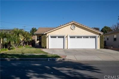 14502 Perilla Avenue, Paramount, CA 90723 - MLS#: OC20029483
