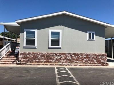4801 1 Street UNIT 38, Santa Ana, CA 92703 - MLS#: OC20031269