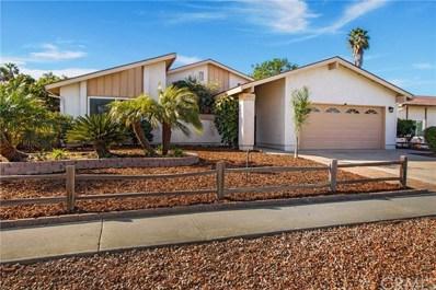 772 Granada Drive, Vista, CA 92083 - MLS#: OC20034052