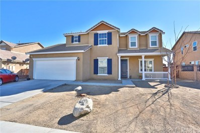 12659 Agave Bay Street, Victorville, CA 92392 - MLS#: OC20034377