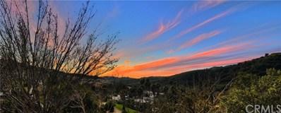 19801 Meadow Ridge Drive UNIT 15, Trabuco Canyon, CA 92679 - MLS#: OC20035760