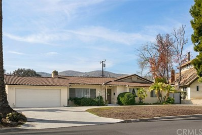 5392 Sierra Vista Avenue, Riverside, CA 92505 - MLS#: OC20035956