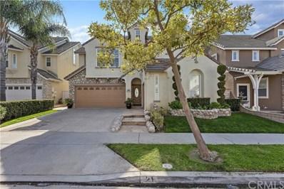 21 Goldbriar Way, Mission Viejo, CA 92692 - MLS#: OC20037123