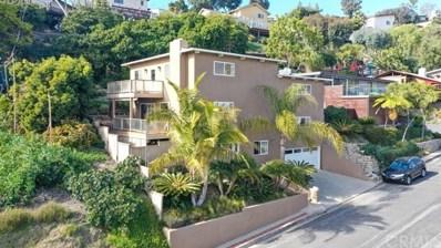 1332 Cerritos Drive, Laguna Beach, CA 92651 - MLS#: OC20037387