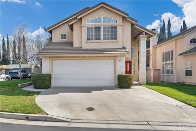 7243 Rancho Rosa Way, Rancho Cucamonga, CA 91701 - MLS#: OC20037465
