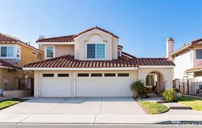 13 Santa Isabel, Rancho Santa Margarita, CA 92688 - MLS#: OC20038217