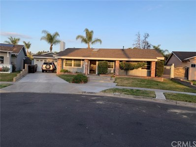 17841 Heidi Circle, Yorba Linda, CA 92886 - MLS#: OC20039691