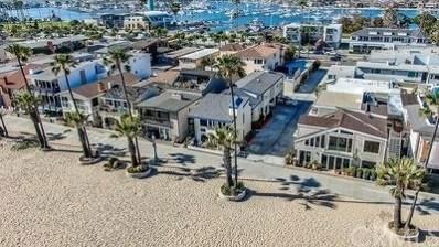 1504 W Oceanfront, Newport Beach, CA 92661 - MLS#: OC20042405