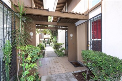 15500 Tustin Village Way UNIT 74, Tustin, CA 92780 - MLS#: OC20043616