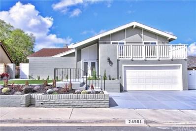 24981 Las Marias Lane, Mission Viejo, CA 92691 - #: OC20048453