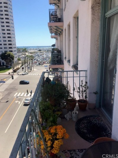 455 E Ocean Boulevard UNIT 509, Long Beach, CA 90802 - MLS#: OC20051508