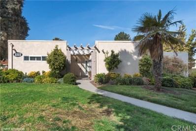 2222 Via Puerta UNIT D, Laguna Woods, CA 92637 - MLS#: OC20055815
