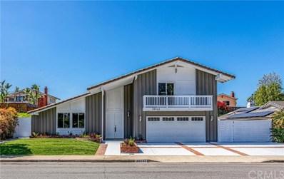 26542 Cortina Drive, Mission Viejo, CA 92691 - MLS#: OC20064866