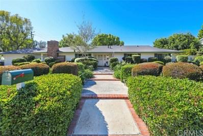 12221 Skyway Drive, Santa Ana, CA 92705 - MLS#: OC20065454