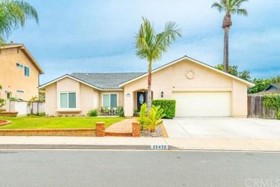 25432 Terreno Drive, Mission Viejo, CA 92691 - MLS#: OC20067498