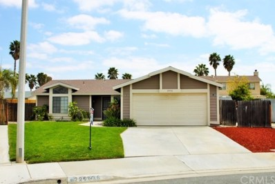 29536 Avida Drive, Menifee, CA 92584 - MLS#: OC20069132