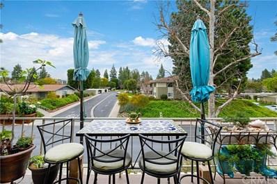 46 calle aragon UNIT T, Laguna Woods, CA 92637 - MLS#: OC20081371