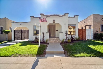 2921 Chesapeake Avenue, Los Angeles, CA 90016 - MLS#: OC20081645