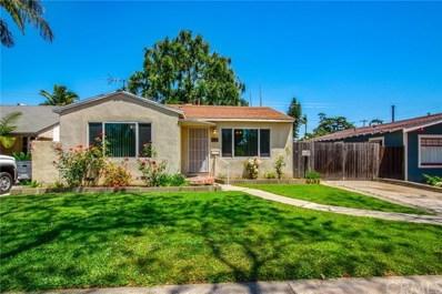 1333 S Garnsey Street, Santa Ana, CA 92707 - MLS#: OC20084812