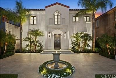 520 Santa Ana Avenue, Newport Beach, CA 92663 - MLS#: OC20103573