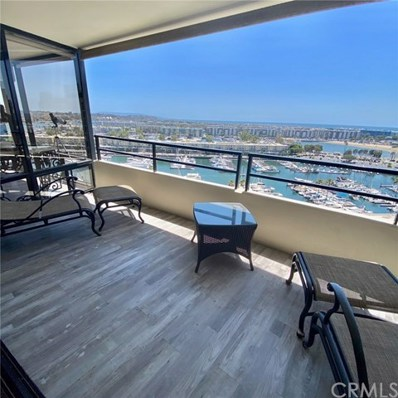 4314 Marina City Drive UNIT 1018, Marina del Rey, CA 90292 - MLS#: OC20123212