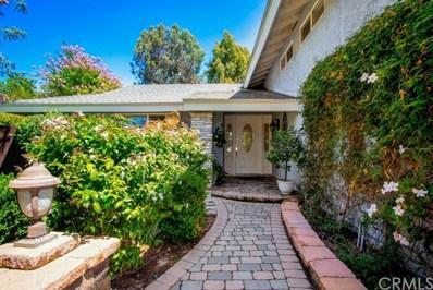 19602 Crestknoll Drive, Yorba Linda, CA 92886 - MLS#: OC20129485