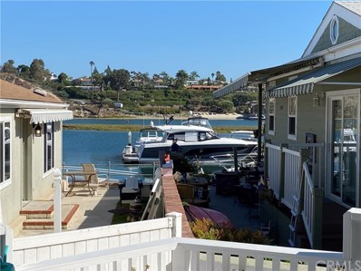 39 Saratoga UNIT 39, Newport Beach, CA 92660 - MLS#: OC20148587