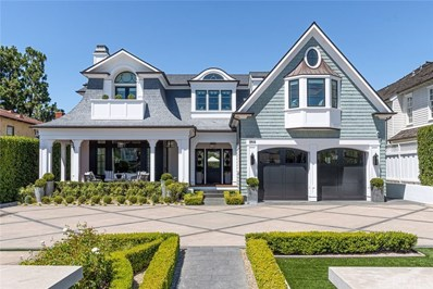 2018 Port Cardiff Place, Newport Beach, CA 92660 - MLS#: OC20160013